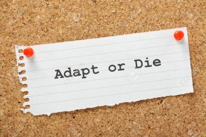 Adaptasi atau Mati